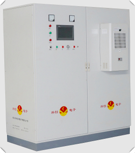 DSP Parallel Medium Frequency Induction Heating Machine
