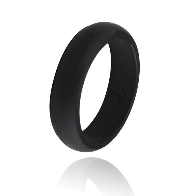 Silicone Wedding Ring Wedding Band
