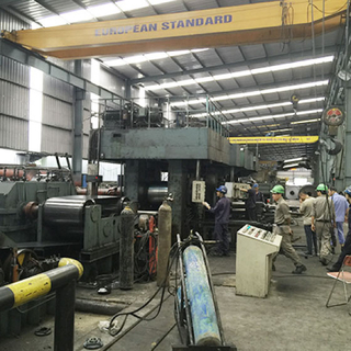 Four-High rolling mill