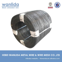 2.0 MM Black Cold Drawn Wire & Hard Nail Wire