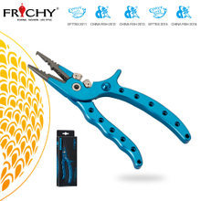 X9 Aluminum fishing pliers
