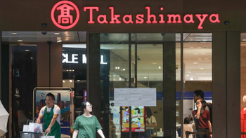 Japan's Takashimaya reports huge losses in a first since 2004 due to COVID-19