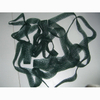 HDPE green color 0.04X2M tie tree belt