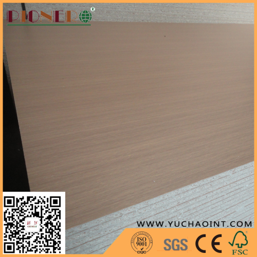 Melamine Particle Board for Middle East Market