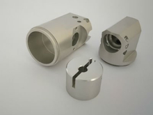CNC Machining-Gas Parts