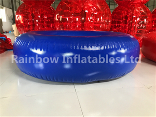 RB33027(1.5x1.5x0.35m) Inflatables blue and red swimming ring for sale