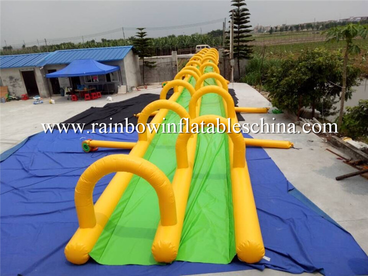 RB6081(50x3.5m)InflatableGiant Slide Slip And Stair Slide For Adults And Kids