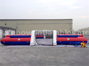 RB10021(20x10m) Inflatable Customized Giant PVC Plastic Human Table Football