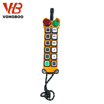 F24 - 12D Industrial Universal Radio Wireless Remote Control for crane