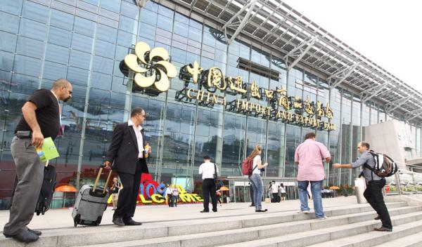 121th Canton Fair / Booth number : 15.3C19