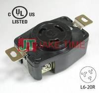 NEMA L6-20R Locking Receptacles