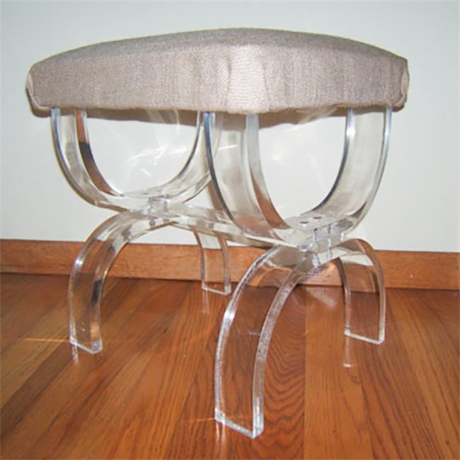 Fabulous Hot Selling Plexiglass U Shape Legs Stool Art Room Stool Forskolin Free Trial Chair Design Images Forskolin Free Trialorg