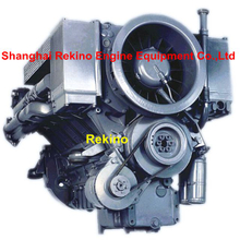 Deutz F8L413F Air cooled diesel engine 103-188KW