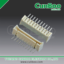 1.25T-1-nAW 1.25mm pitch BTB connector, DIP type,right angel