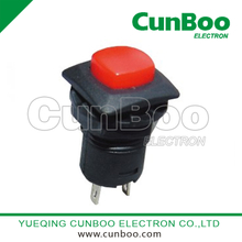 DS-225-226 round button on-off push switch