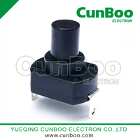 CB-09B 5A push button switch for vacuum cleaner