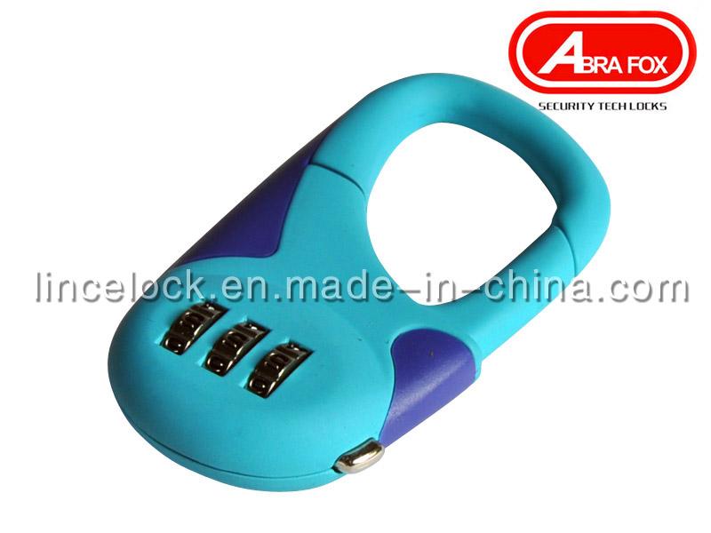 Code Lock /Password Lock / Padlock / Zinc Alloy Combination Padlock (515)
