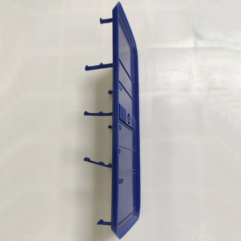 Panel Identification Plates 180mm x 75mm Blue Color