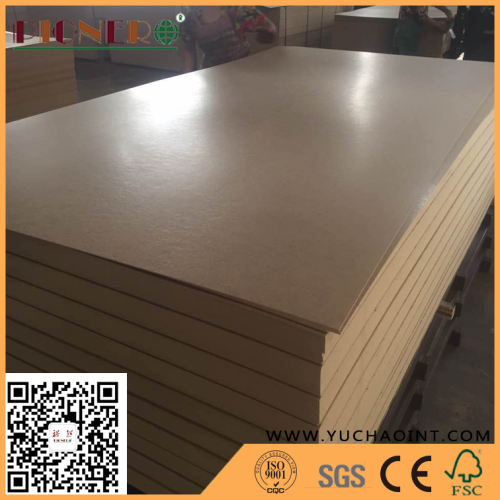 3 mm plain mdf from China