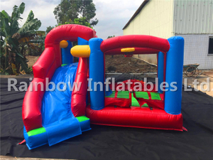 RB3083(3x2.8x2.1m) Inflatables funny Bouncer with slide