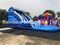 RB6101(9.5x4.5m) Blue-ocean inflatable water slide selling