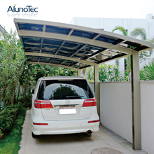 outdoor aluminum m style carport for car garage - Carport Canopy