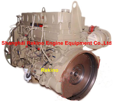 Cummins M11-C290 construction diesel engine 290HP