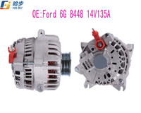 Alternator for Ford 6L2t-10300-Ab, 12V 135A