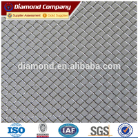 woven galvanised square wire mesh/stainless steel wire mesh square