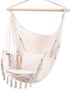 Amazon Hot Sales Living Room Macrame Hammock Garden Patio Swing