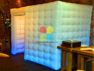 RB41047(4x6mH)Inflatable Photo Booth hire for Advertising hot sale