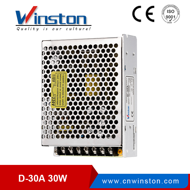 D-30W Dual Output Power Supply SMPS With LED light - Buy SMPS, Power ...