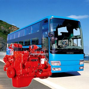Vehicle diesel engine