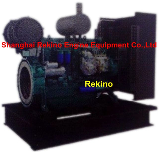 Weichai WP6D G-drive diesel engine 120-152KW for 50HZ Land genset