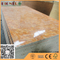 Glossy Polyester Marble Color Melamine Plywood for Furniture Manufacture