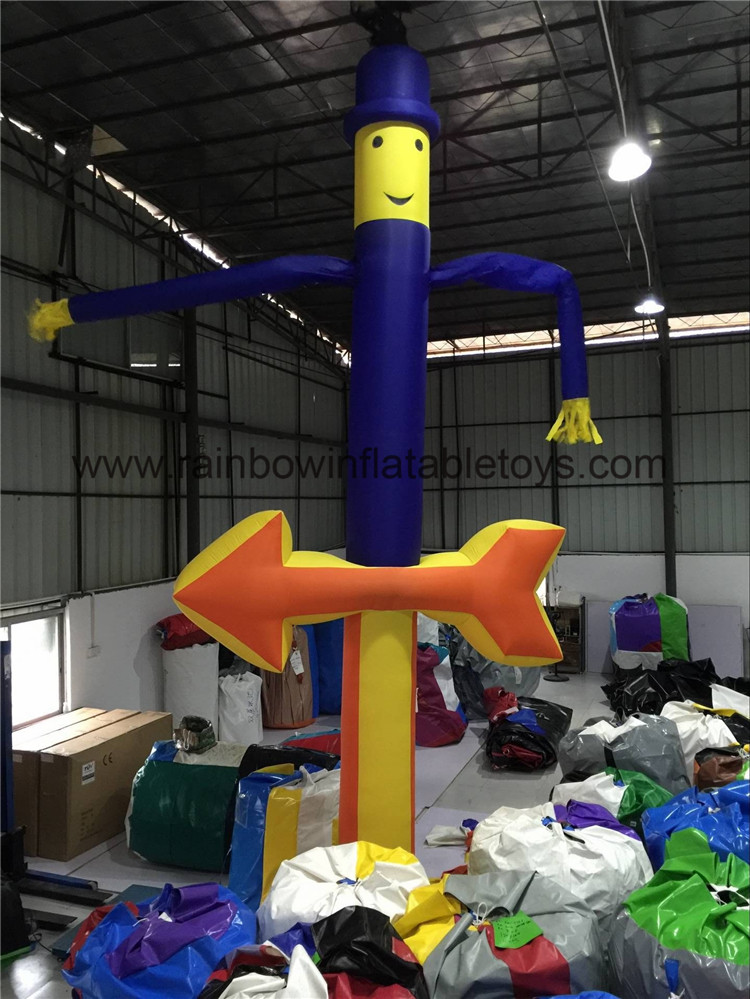 RB23041(6mh)Inflatable Cute Air Dancer For Commercial Event
