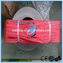 High quality flat webbing sling 5T