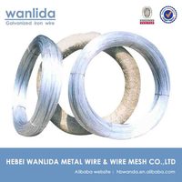 China supplier bwg 22 8kg electro galvanized iron wire ( BV )