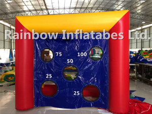 RB9095-1( 3x2.5m) Inflatable Soccer shot Sport Game For Sale