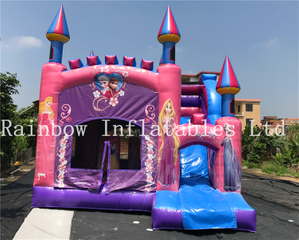 RB2015(5x5m)Inflatables Princess Combo