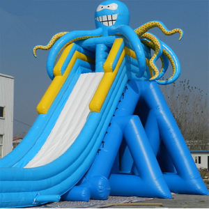 Giant Adult Inflatable Slide Hippo Water Slide for Sale