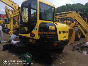 Supply 46ton Volvo ec460 large size crawler Excavator with
