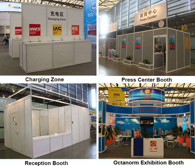 Exhibition Stand Application Form : Aluminum linked modular exhibition stand from china