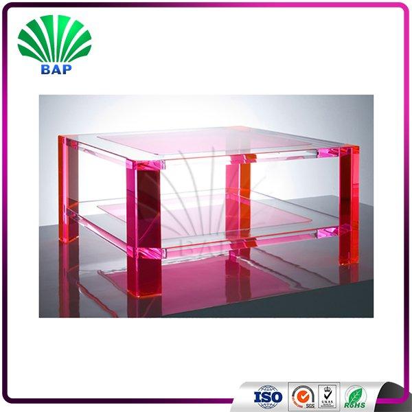 Living Room Acrylic Furniture Tea Table Acrylic Coffee Table - Buy ...