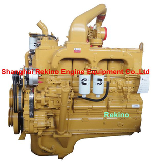 Cummins NT855-C280 construction diesel engine 138-209KW