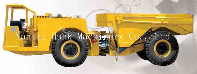 UK-10 Underground Mine Truck