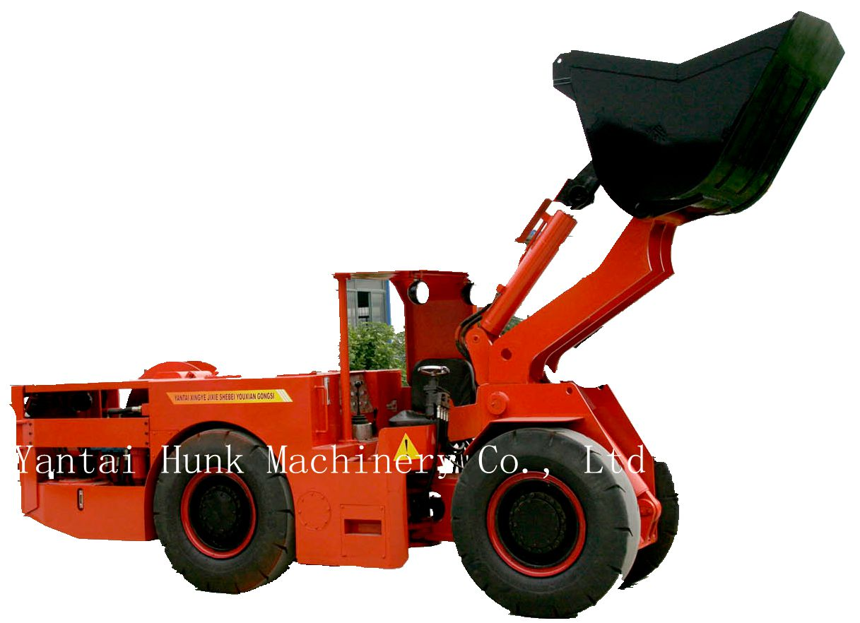 WJ-0.75E Electric Underground Loader