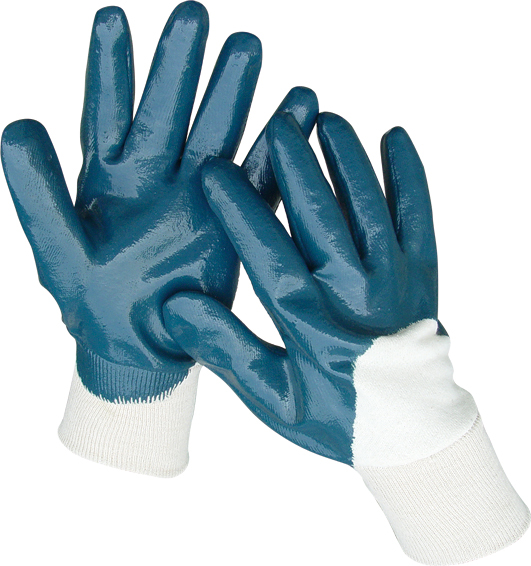 FULLY NITRILE GLOVES