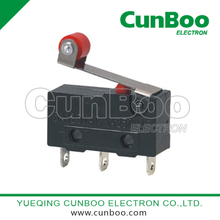 KW11B05C micro switch with roller leval