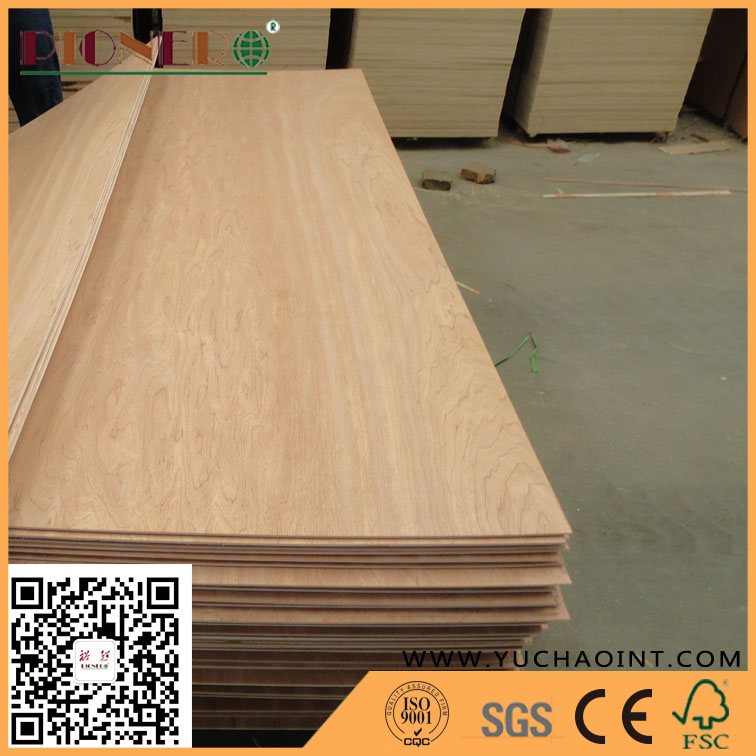 Furniture Grade Commercial Plywood